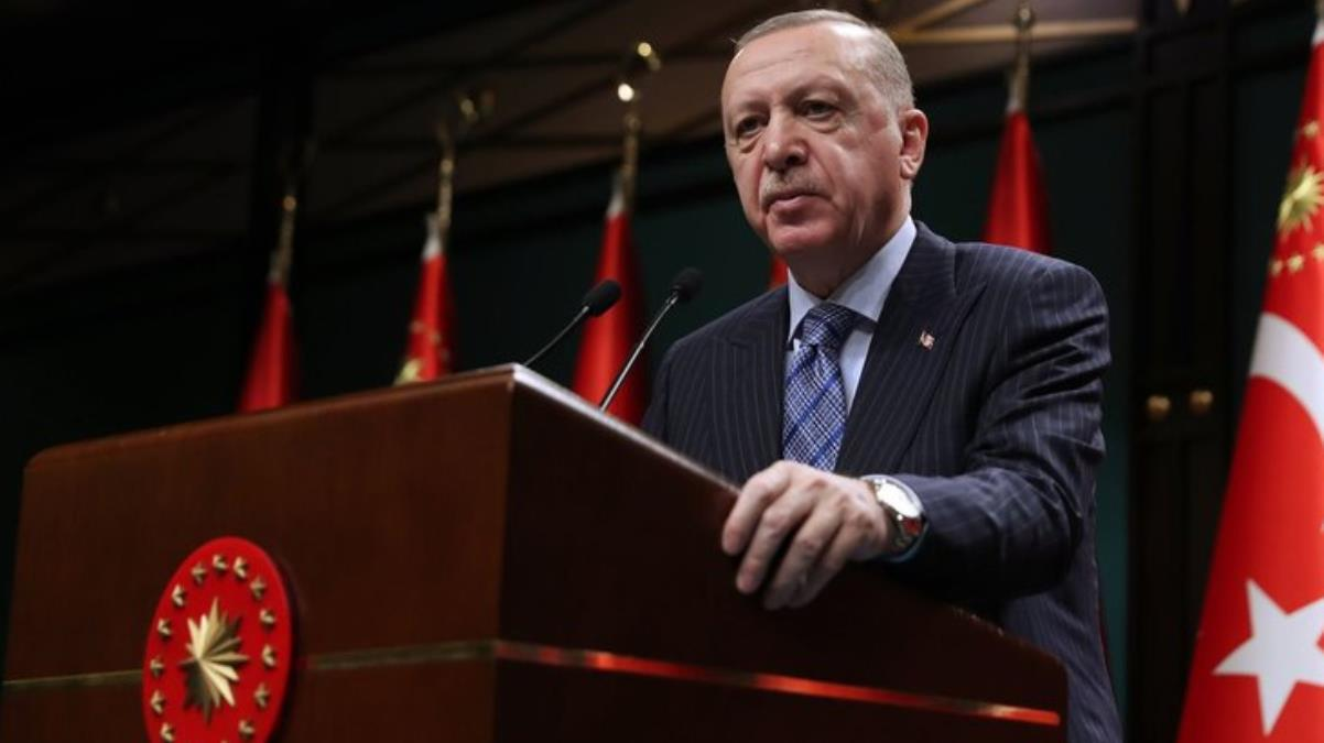 Cumhurbaşkanı Erdoğan'dan Biden'a silah satışı tepkisi: Kanlı ellerinizle tarih yazıyorsunuz