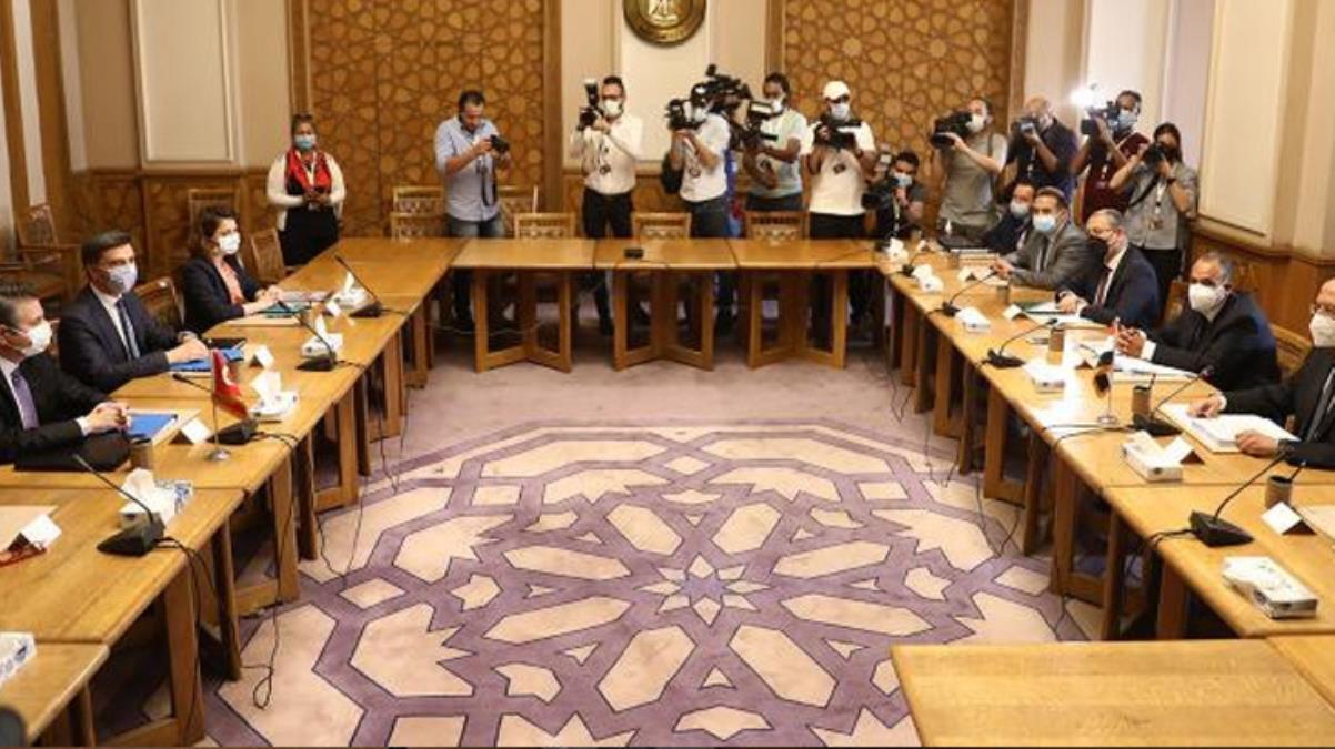 Mısır'la 8 yıl sonra ilk temas: Görüşmeler samimi havada gerçekleşti