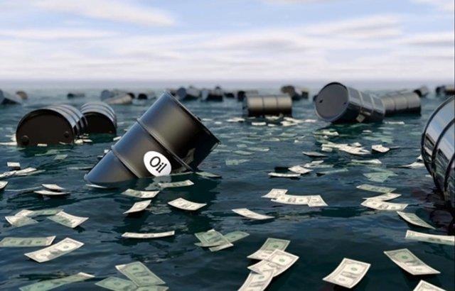 Petrol piyasası çöktü!