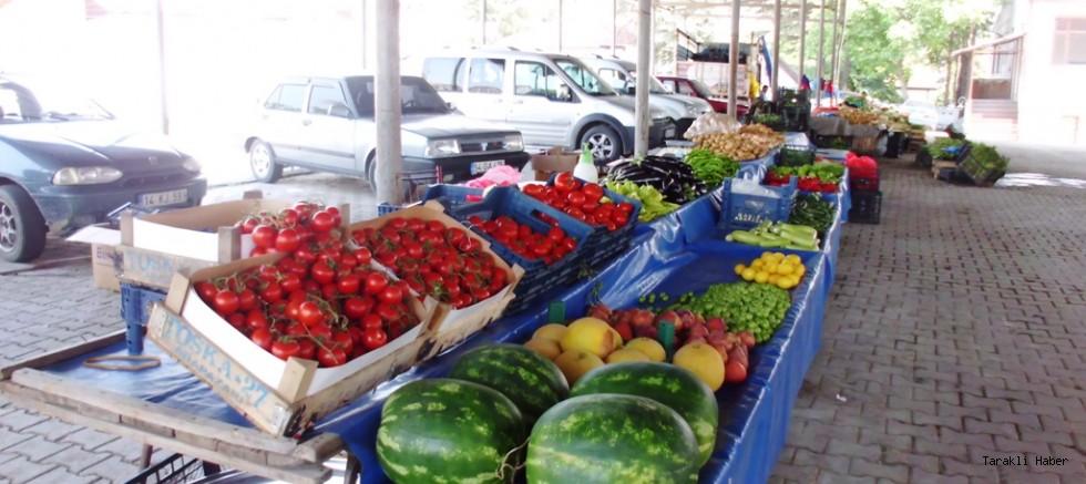 Sadece Sebze ve Meyve Pazarı