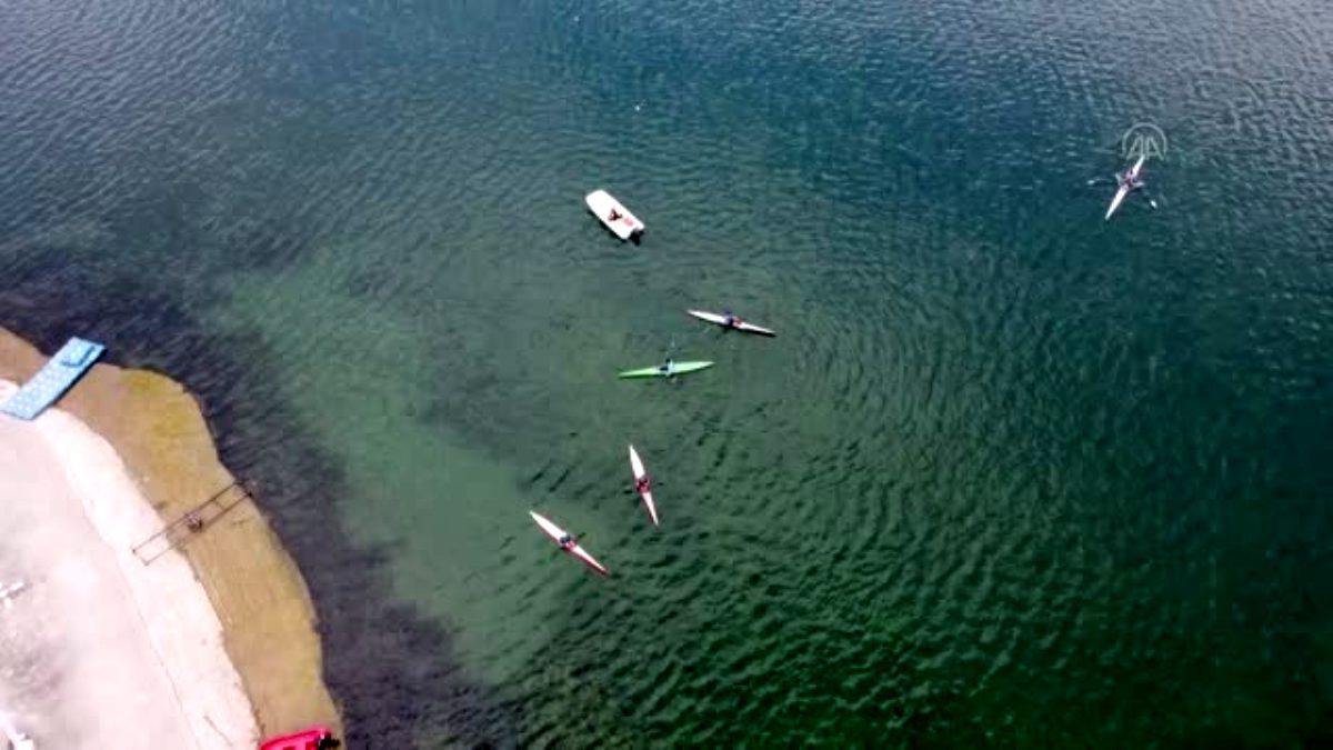 Son dakika haberi! Sakarya Kürek-Kano Tesisi su sporlarının cazibe merkezi konumunda