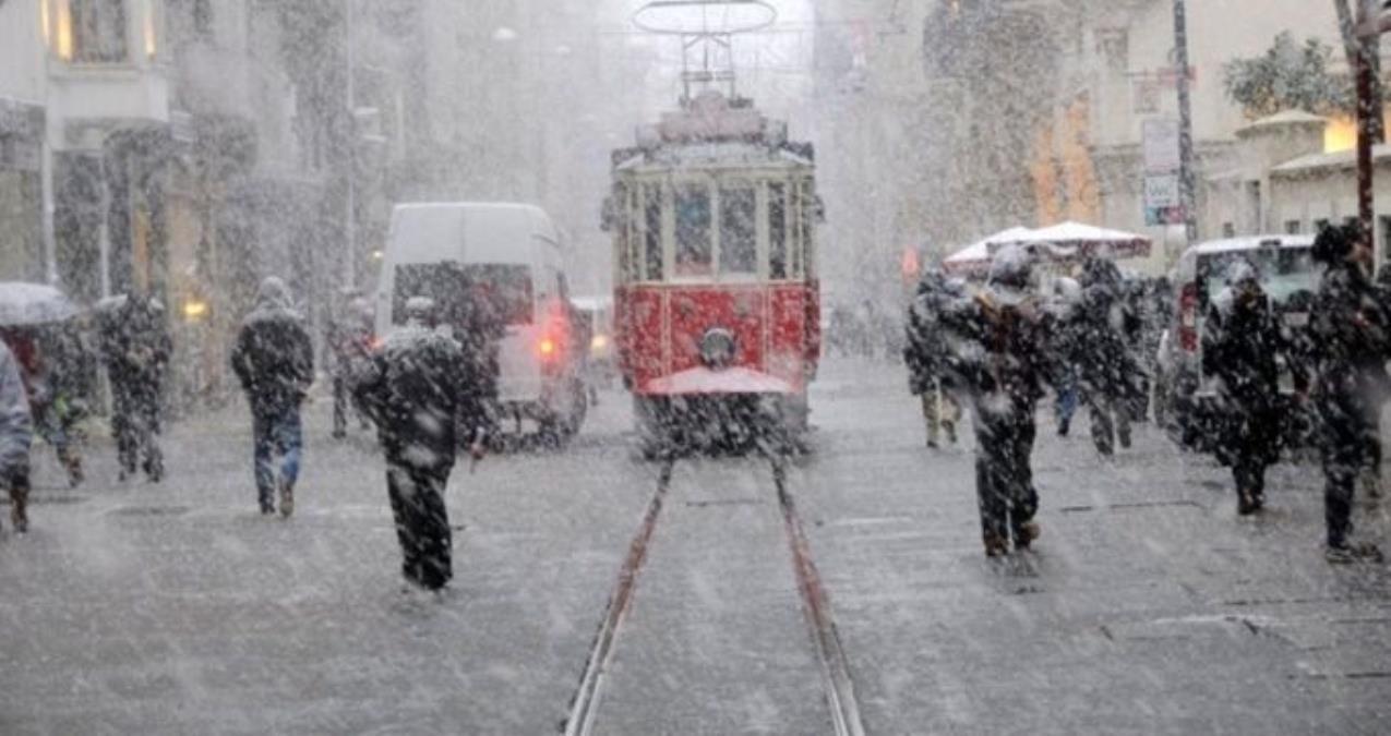 Son dakika: İstanbul'a ne zaman kar yağacak? Kar ne zaman yağacak? Meteoroloji'den hava durumu uyarısı! Sarı ve turuncu uyarı ne demek ?