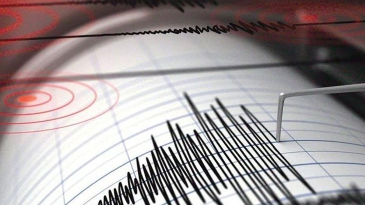 Son Dakika! Türkiye beşik gibi sallanıyor! Denizli'de 4 büyüklüğünde deprem