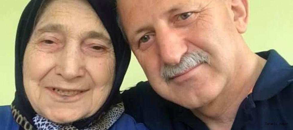 Taraklı Devlet Hastanesi Müdürü Bektaş'ın anne acısı